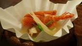 再訪 牡丹園日本料理:牡丹園日本料理-伊勢海老紙鍋.jpg