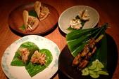 曼谷NAHM泰式餐廳@COMO, Bangkok(2014年亞洲最佳50餐廳第一名.世界第十三名):曼谷NAHM泰式餐廳@Metropolitan by COMO, Bangkok-精選四道前菜.JPG