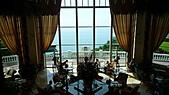 花蓮之旅:遠來飯店餐廳面對太平洋.jpg