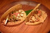 曼谷NAHM泰式餐廳@COMO, Bangkok(2014年亞洲最佳50餐廳第一名.世界第十三名):曼谷NAHM泰式餐廳@Metropolitan by COMO, Bangkok-豬肉配龍蝦佐泰式西瓜及薑末.JPG