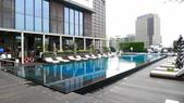再訪 台北W飯店-紫艷中餐廳:台北W飯店-泳池畔2.jpg