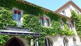 法國之旅-卡卡頌-土魯斯:卡卡頌-HOTEL DE LA CITE-La Barbacane米其林一星法式餐廳.JPG