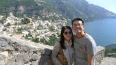 義大利之旅-卡布里島-藍洞-蘇連多-阿瑪菲海岸:阿瑪菲海岸-波西塔諾2.JPG