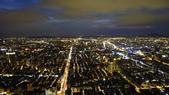 台北101大樓+觀景台:信義計畫區往西南方向-夜景.JPG