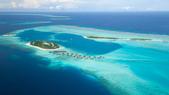 馬爾地夫倫格里島康瑞德度假酒店(Conrad Maldives Rangali Island):水上飛機空拍-馬爾地夫康瑞德度假酒店.jpg