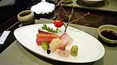 八王子日式懷石料理:牡丹蝦盛合刺身.jpg