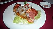 瑞士菜-瑞華餐廳:布根地火鍋-牛肉 雞肉 明蝦.jpg