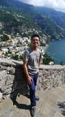 義大利之旅-卡布里島-藍洞-蘇連多-阿瑪菲海岸:阿瑪菲海岸-波西塔諾7.JPG
