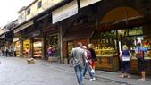 義大利之旅-佛羅倫斯:佛羅倫斯-維吉歐橋老街.JPG