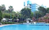 香港迪士尼好萊塢酒店:香港迪士尼好萊塢酒店-泳池.JPG