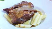 法國之旅-尼斯-摩納哥-蒙地卡羅:尼斯-午餐餐廳-紅酒燉公雞.JPG