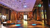 W HOTEL TAIPEI-紫豔中餐廳:飯店一樓大廳.jpg