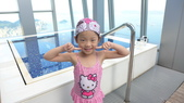 三訪香港麗思卡爾頓酒店(THE RITZ-CARLTON HONGKONG)+維多利亞港:香港麗思卡爾頓酒店-港景泳池4.JPG