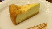紅花鐵板燒:紅花鐵板燒-起士蛋糕.JPG