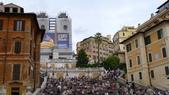 義大利之旅-羅馬索菲特酒店-羅馬-梵蒂岡:羅馬-西班牙台階.JPG