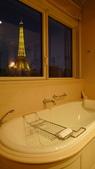 巴黎香格里拉大酒店(Shangri-La Hotel Paris)+米其林二星L''Abeille:巴黎香格里拉大酒店(Shangri-La Hotel, Paris)-埃菲爾塔景露台客房6.JPG