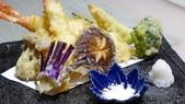 高雄帕莎蒂那HASHI日本料理:高雄帕莎蒂那HASHI日本料理-大明蝦天婦羅.JPG