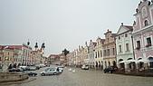 德國捷克奧地利之旅:14.特爾奇(14世紀的哥德式建築及巴洛克建築,文藝復興後仍
