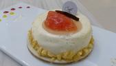 SWEET TEA BY STAY @TAIPEI 101:101 SWEET TEA-白巧克力圓盤.JPG