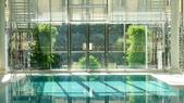 巴黎香格里拉大酒店(Shangri-La Hotel Paris)+米其林二星L''Abeille:巴黎香格里拉大酒店(Shangri-La Hotel, Paris)-泳池2.JPG