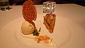 君悅飯店-寶艾西餐廳:布里歐須蘋果塔佐香草冰淇淋.jpg