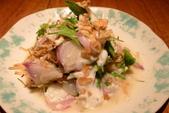 曼谷NAHM泰式餐廳@COMO, Bangkok(2014年亞洲最佳50餐廳第一名.世界第十三名):曼谷NAHM泰式餐廳@Metropolitan by COMO, Bangkok-龍蝦芒果沙拉.JPG