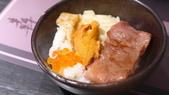 犇和牛館:犇和牛館-極黑和牛海膽丼飯.JPG