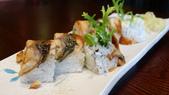 台北花園大酒店-花園日本料理:鰻魚加州捲.jpg