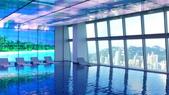 三訪香港麗思卡爾頓酒店(THE RITZ-CARLTON HONGKONG)+維多利亞港:香港麗思卡爾頓酒店-港景泳池1.JPG