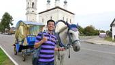 俄羅斯之旅:蘇茲達里-馬車.JPG