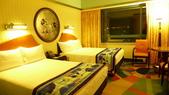 香港迪士尼好萊塢酒店:香港迪士尼好萊塢酒店-豪華客房.JPG
