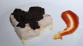 義大利之旅-米蘭-加達湖-維諾納:維諾納-HOTEL VERONESI LA TORRE-松露煎魚.JPG