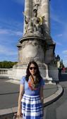 法國巴黎:法國巴黎-塞納河-亞歷山大三世橋4.JPG