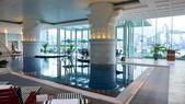 再訪香港半島酒店(The Peninsula Hong Kong):香港半島酒店-泳池.JPG