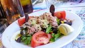法國之旅-尼斯-摩納哥-蒙地卡羅:尼斯-午餐餐廳-尼斯沙拉.JPG