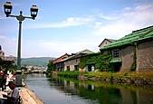 北海道旅遊:小樽運河 (6)