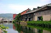 北海道旅遊:小樽運河 (8)