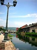北海道旅遊:小樽運河 (9)