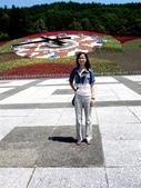 北海道旅遊:花時計 (1)