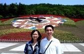 北海道旅遊:花時計 (3)