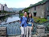 北海道旅遊:小樽運河 (1)