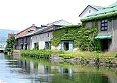 北海道旅遊:小樽運河 (3)