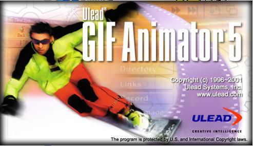 Ulead Gif Animator 5.5