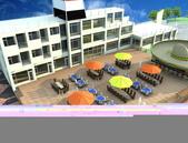 景觀餐廳│主題餐廳│北海岸下午茶‧石門旗艦會館-3D圖:景觀餐廳