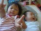 恬恬與妹妹的合照:CIMG5291