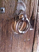 2009.07.13海德堡:巫婆咬壞的門把.JPG