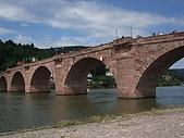 2009.07.13海德堡:卡爾西奧多古橋.JPG