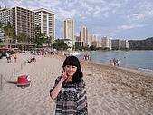 2月ALOHA~:可惜今天天氣有點陰,,不然天空一定更藍阿!