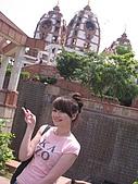 九月抓飛印度蓮花寺:當時我是以為這裡是遊樂園啦!一查才知是印度神廟ISKCOM