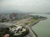旅遊紀錄:淡水漁人碼頭情人塔